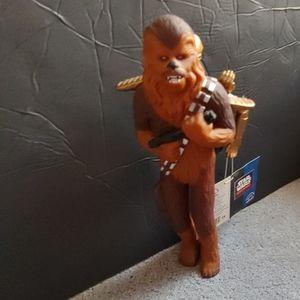 Star Wars Chewbacca & C-3P0